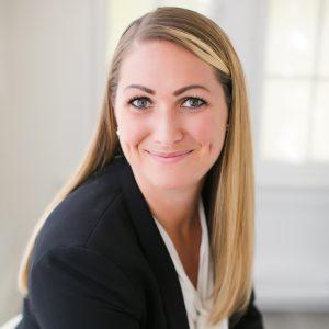 Headshot photo of Maura McGuire - Attorney at Morgenstern DeVoesick PLLC