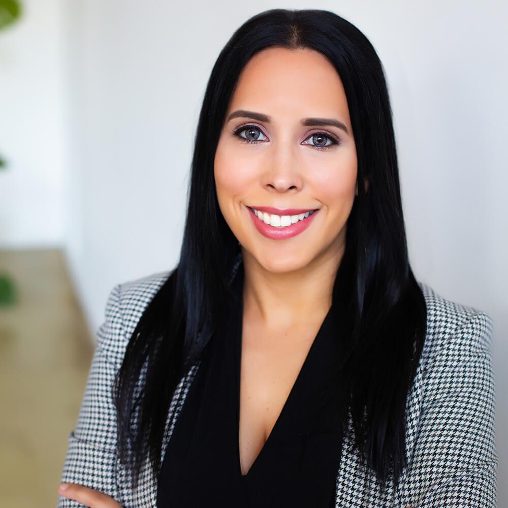 Headshot Photo of Omayra Samudio - Attorney at Morgenstern DeVoesick PLLC