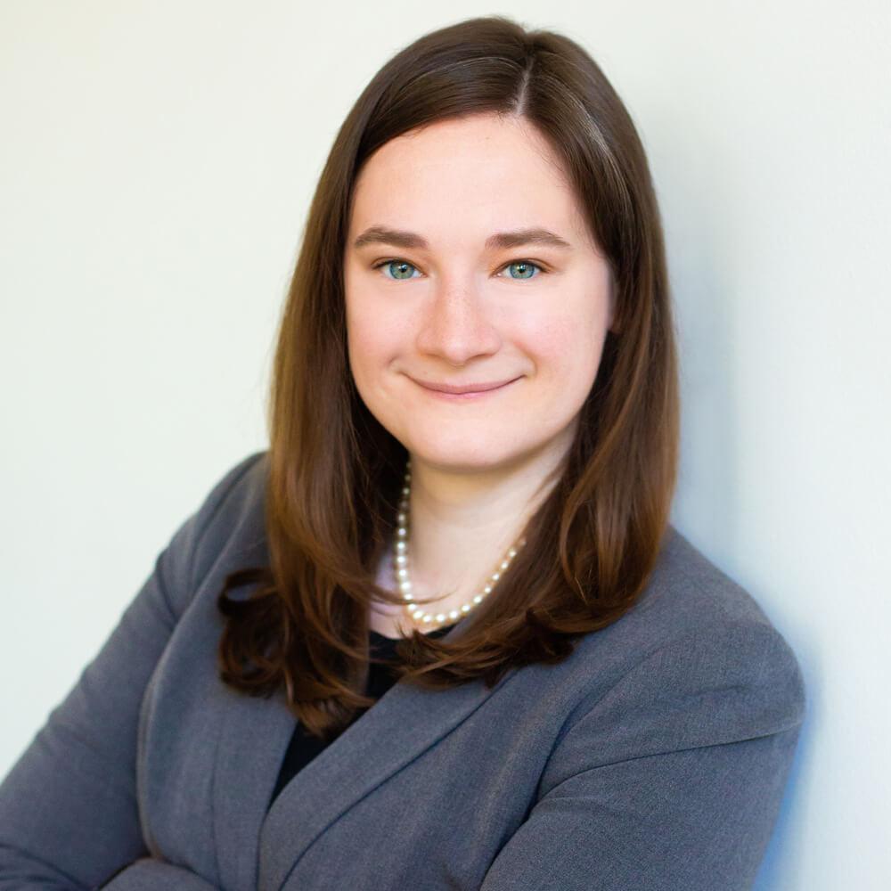 Headshot of Christine Szpet - Attorney at Morgenstern DeVoesick PLLC